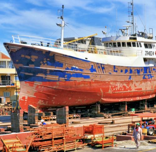 Cláusulas de riesgos de construcción de barcos