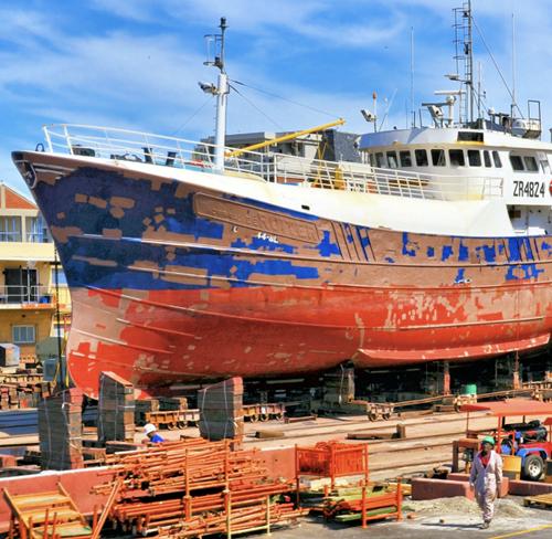 Seguro de Mantenimiento y reparación de barcos