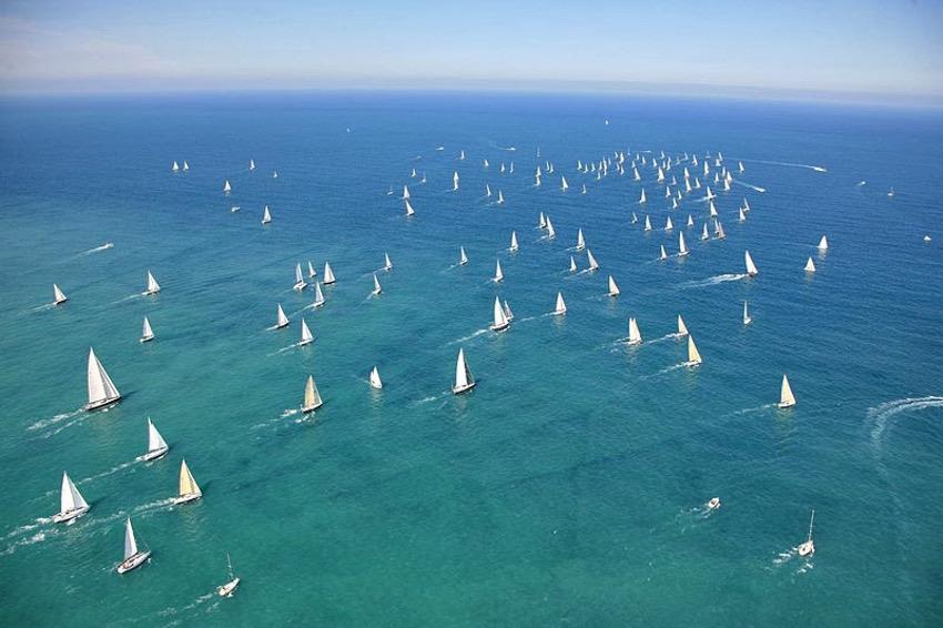 Ruta de la Sal: La Regata de altura más importante del Mediterráneo